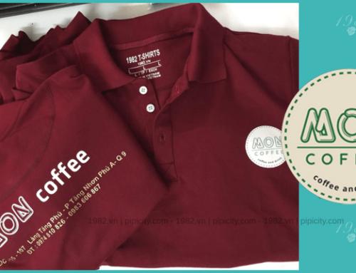 In áo thun đồng phục quán café – quán ăn – nhà hàng in số ít được không?