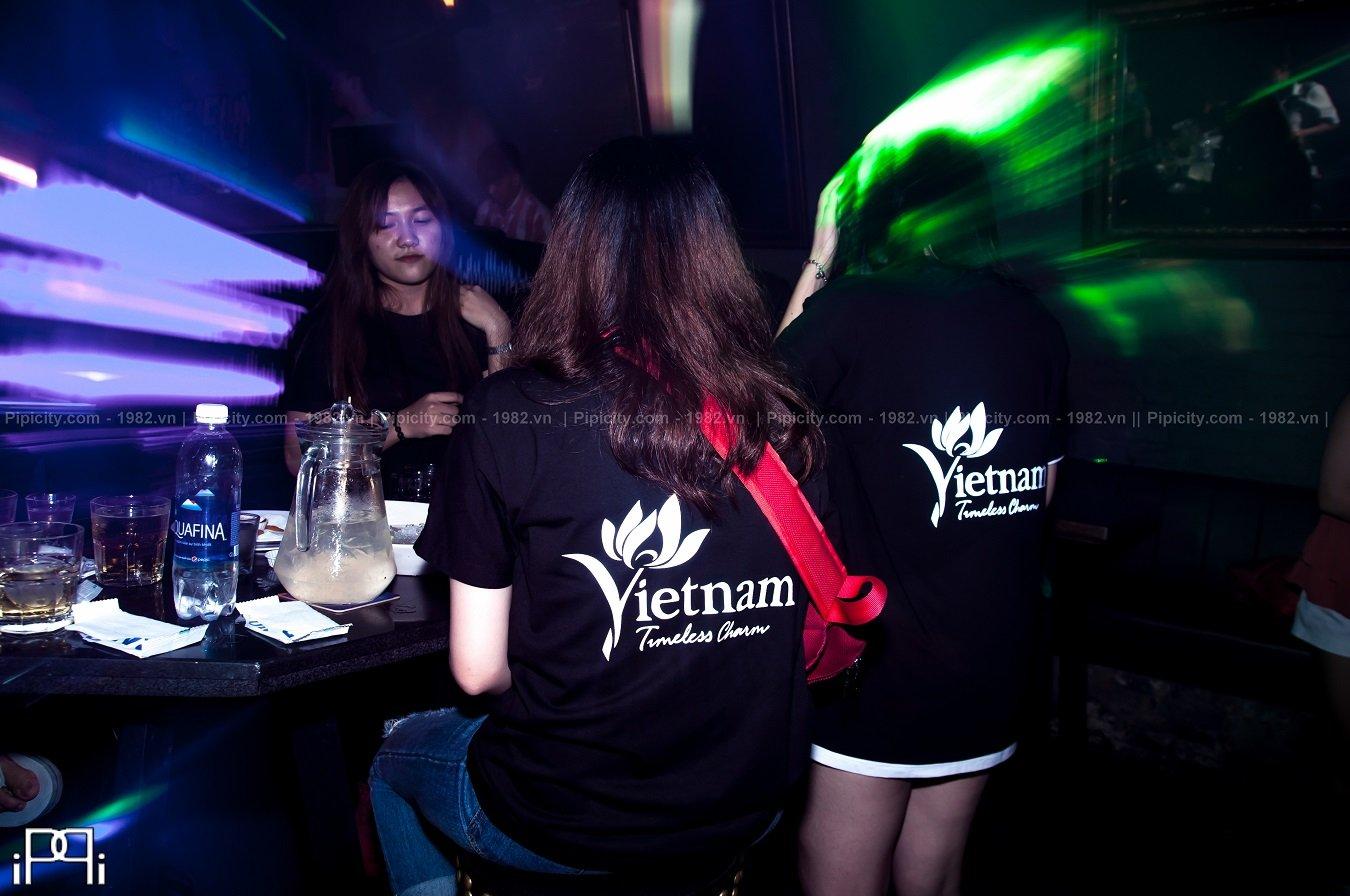 áo thun phản quang fanclub