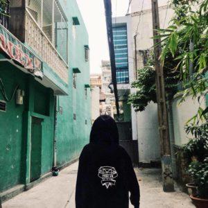 áo thun hoodie
