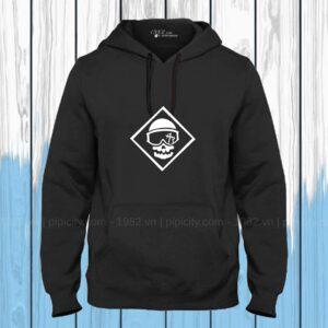 áo thun hoodie poison