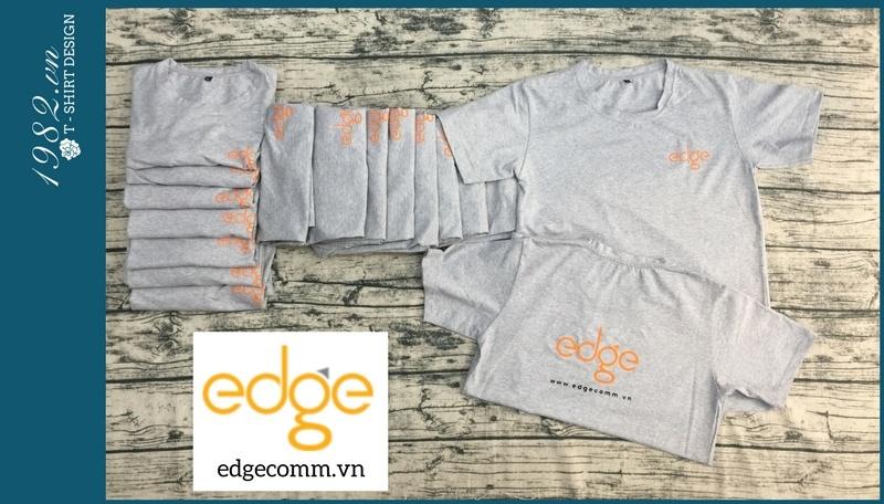 áo thun đồng phục Edgemm.com