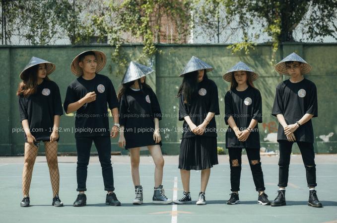 áo nhóm, áo lớp, áo đồng phục