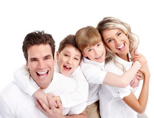 Áo thun trơn gia đình – Áo thun đẹp cho cả nhà