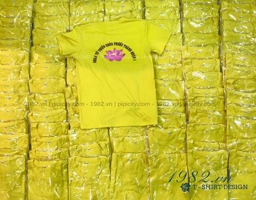 áo thun đồng phục từ thiện