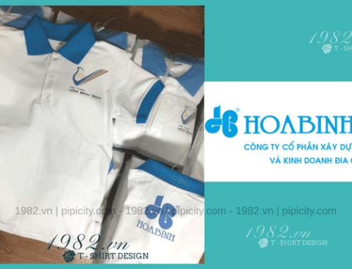 Những mẫu áo thun đồng phục công ty mà 1982.vn đã sản xuất