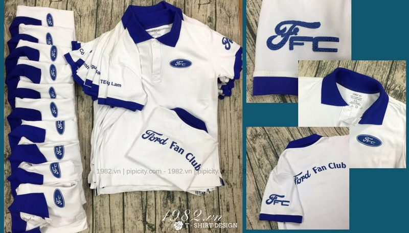 áo thun ford fan club
