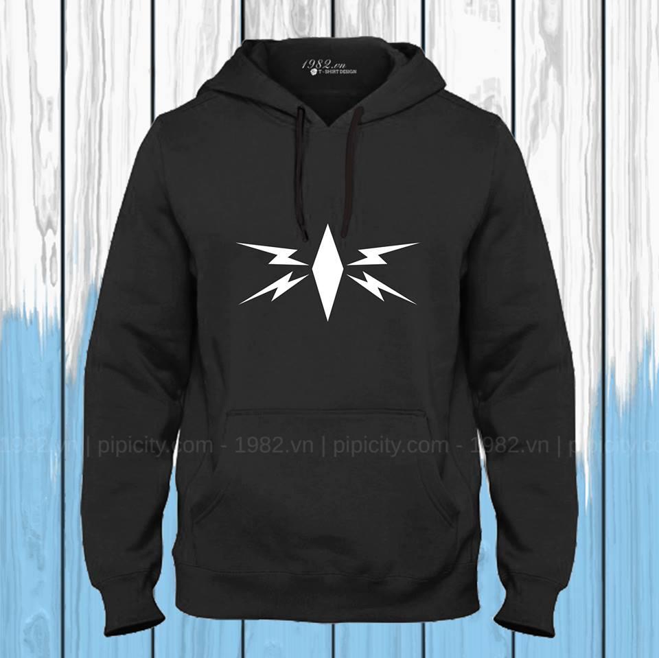 áo thun hoodie light