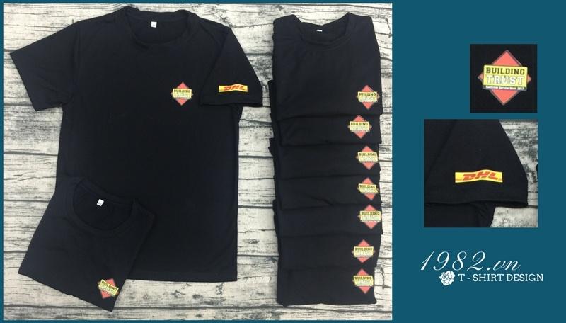 áo đồng phục công ty DHL