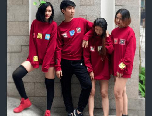 Dịch vụ in áo Sweater theo yêu cầu giá rẻ tại TpHCM